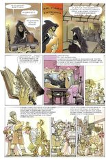 """Комикс """"Стража! Стража!"""", страница 16"""