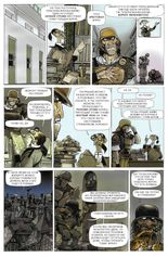 """Комикс """"Стража! Стража!"""", страница 19"""