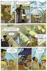 """Комикс """"Стража! Стража!"""", страница 28"""
