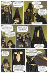 """Комикс """"Стража! Стража!"""", страница 32"""