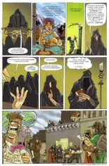 """Комикс """"Стража! Стража!"""", страница 33"""