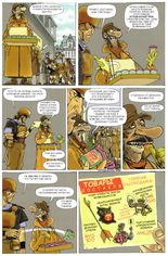 """Комикс """"Стража! Стража!"""", страница 34"""
