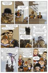 """Комикс """"Стража! Стража!"""", страница 37"""