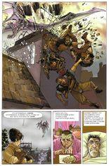 """Комикс """"Стража! Стража!"""", страница 38"""