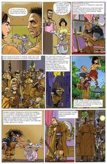 """Комикс """"Стража! Стража!"""", страница 44"""