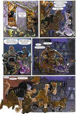 """Комикс """"Стража! Стража!"""", страница 55"""