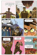 """Комикс """"Стража! Стража!"""", страница 74"""
