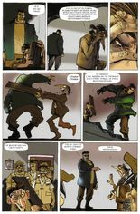 """Комикс """"Стража! Стража!"""", страница 85"""