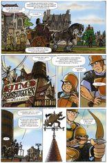 """Комикс """"Стража! Стража!"""", страница 92"""