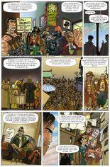 """Комикс """"Стража! Стража!"""", страница 109"""