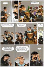 """Комикс """"Стража! Стража!"""", страница 115"""